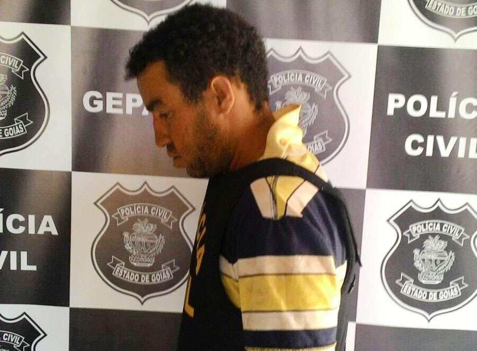 Preso assaltante envolvido na morte de PM em Anápolis
