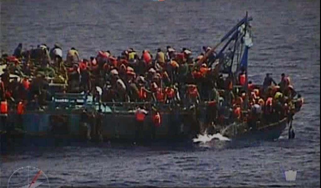 Novo naufrágio no Mediterrâneo mata dezenas de migrantes