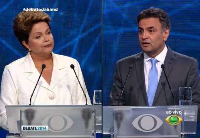 Empatados: Dilma tem 52% e Aécio 48%, diz Datafolha