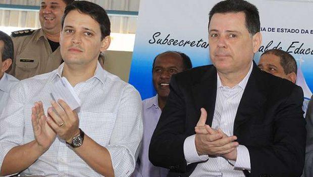 Thiago Peixoto anuncia em rede social que vai assumir secretaria no governo Marconi