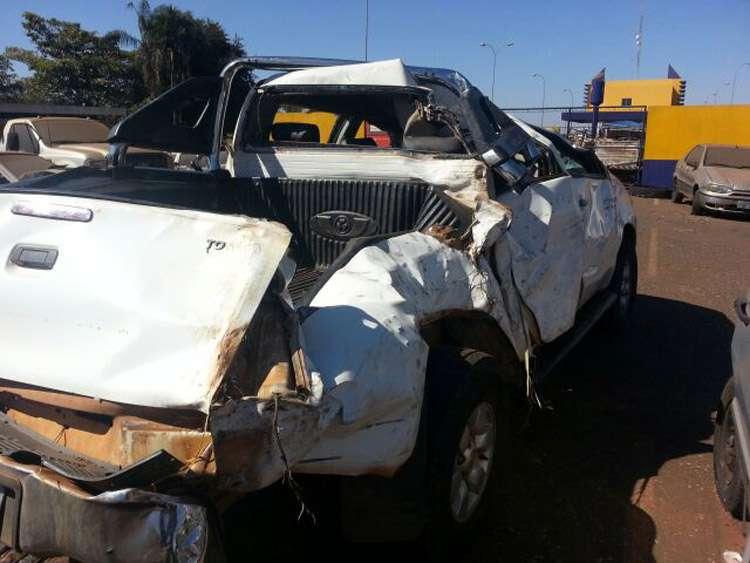 Flagrado embriagado, motorista de caminhão causa grave acidente na BR-452