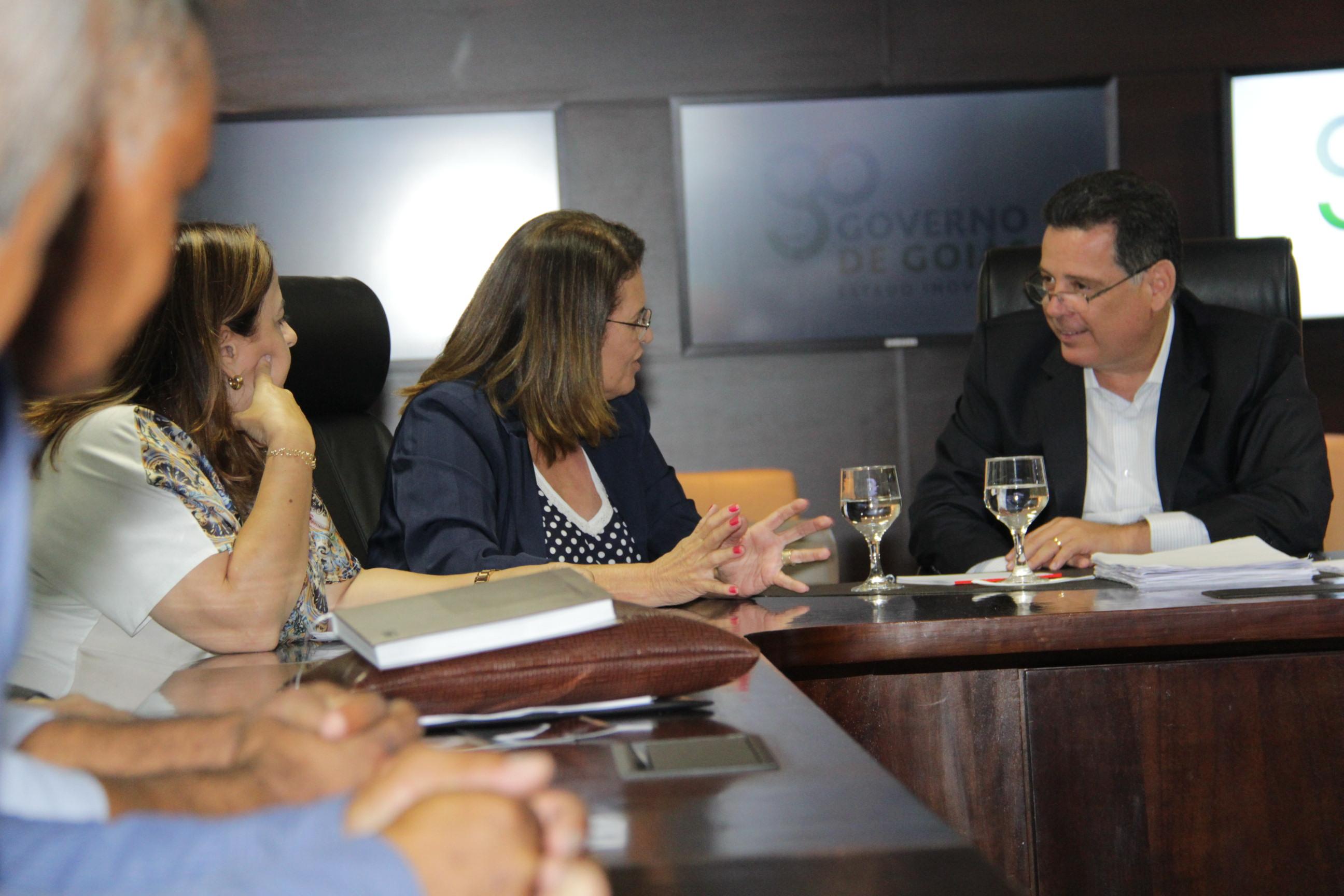 Marconi reabre portas do governo para atender demandas de novos prefeitos