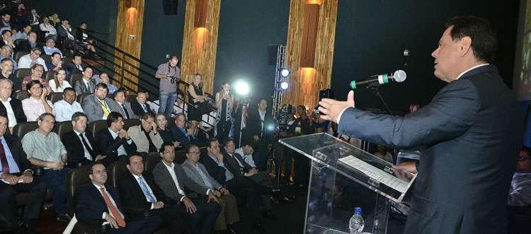 """Marconi: """"A Goiânia que queremos deve ter o cidadão como objetivo da gestão pública"""""""