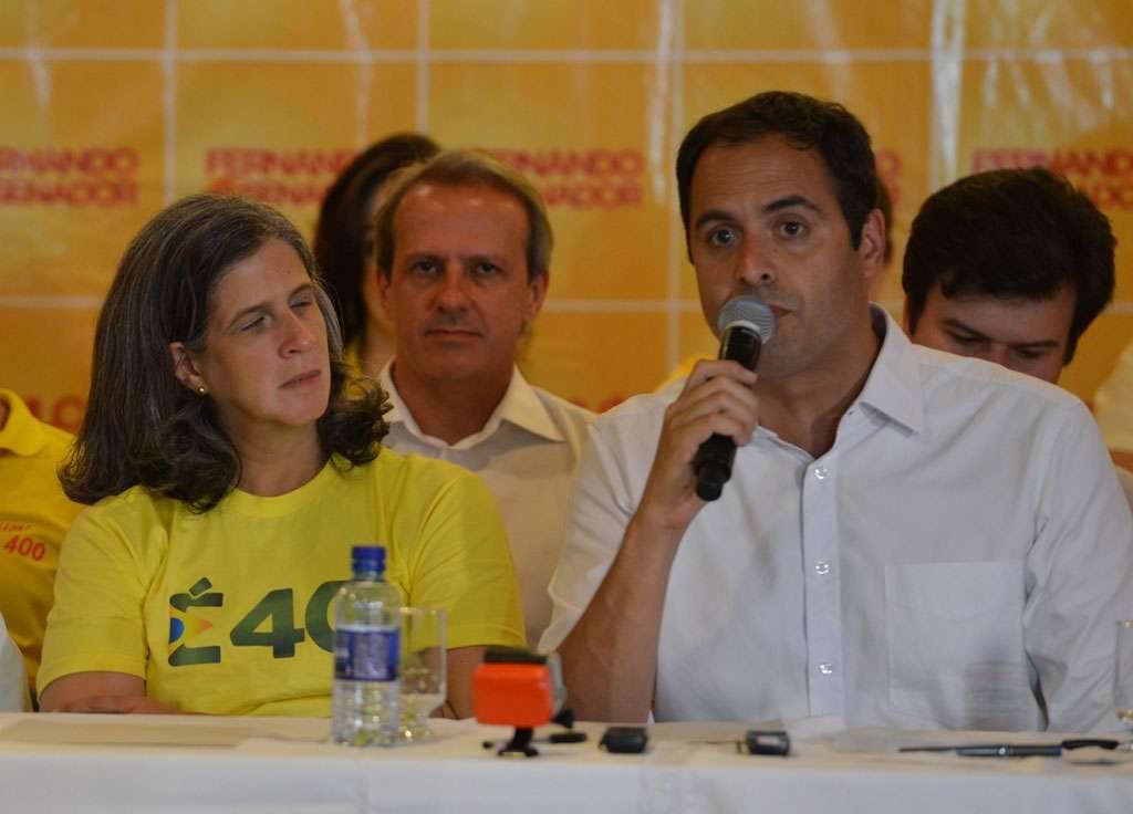 Câmara: Posição da família Campos será revelada amanhã