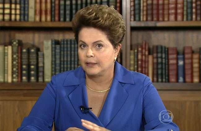 Dilma: não faço observação sobre julgamentos do STF
