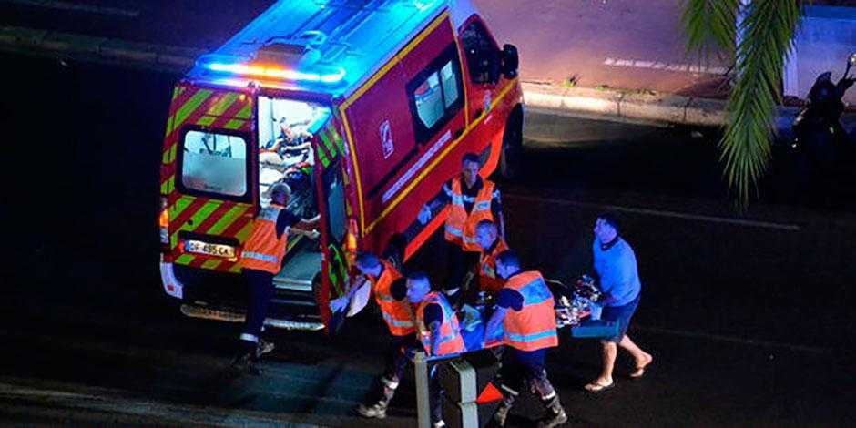 Terrorista de Nice tinha passagens pela polícia