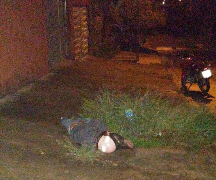 Motociclista é morto a tiros no Setor Solange Park II