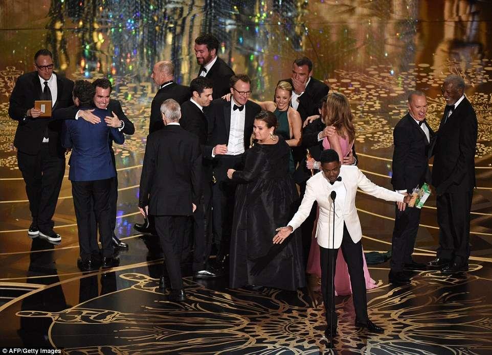 Oscar 2016: Spotlight leva melhor filme