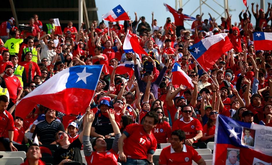 Fifa pune novamente seleção do Chile por homofobia