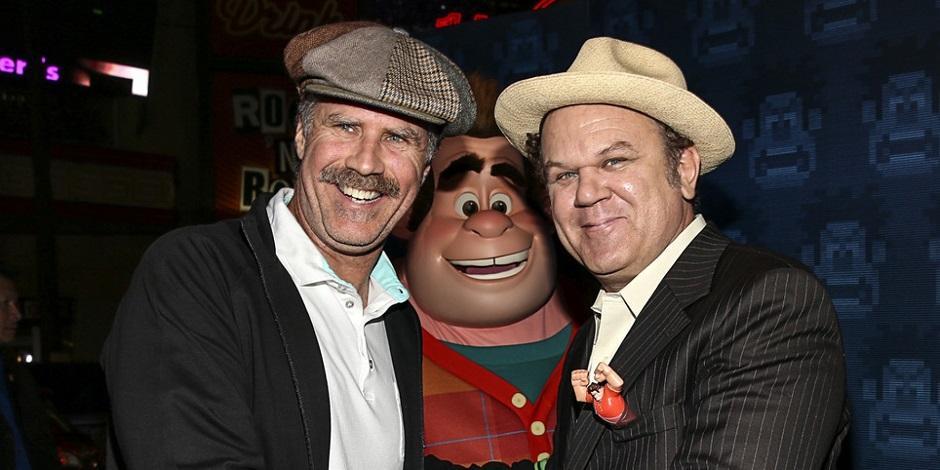 Will Ferrell e John C. Reilly farão Holmes e Watson