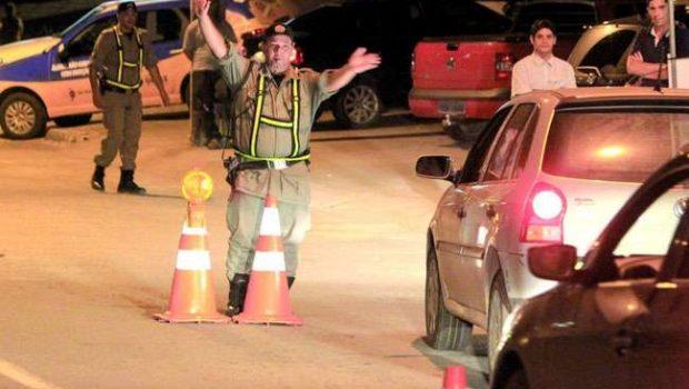 Balada Responsável prende seis pessoas em Caldas