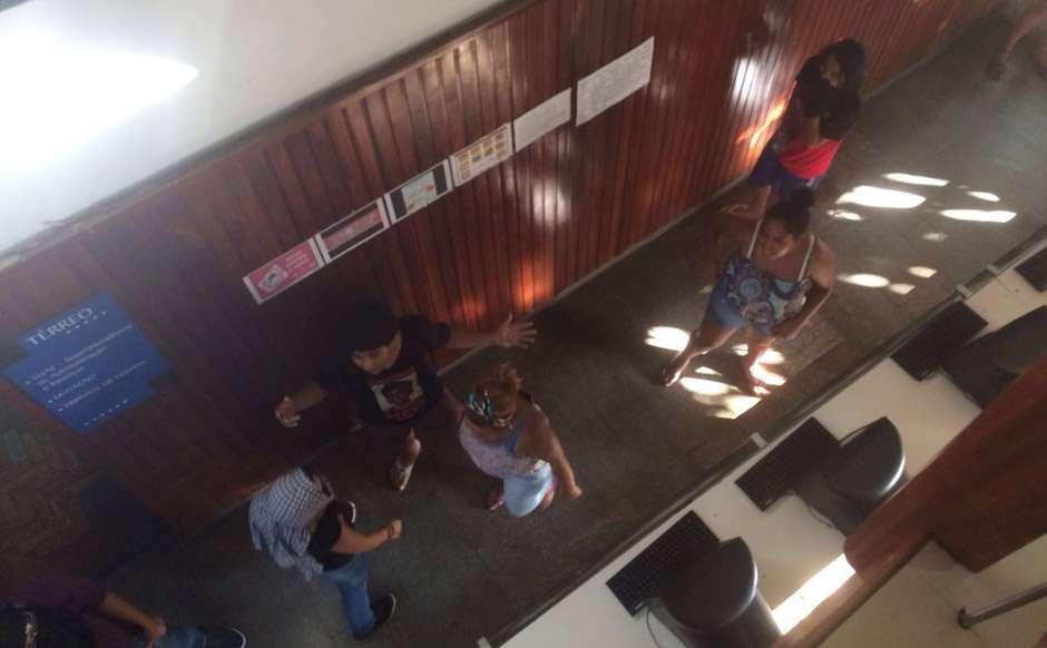 """""""Essa é nossa última cartada"""", diz estudante que participou da tomada da sede da Seduce"""