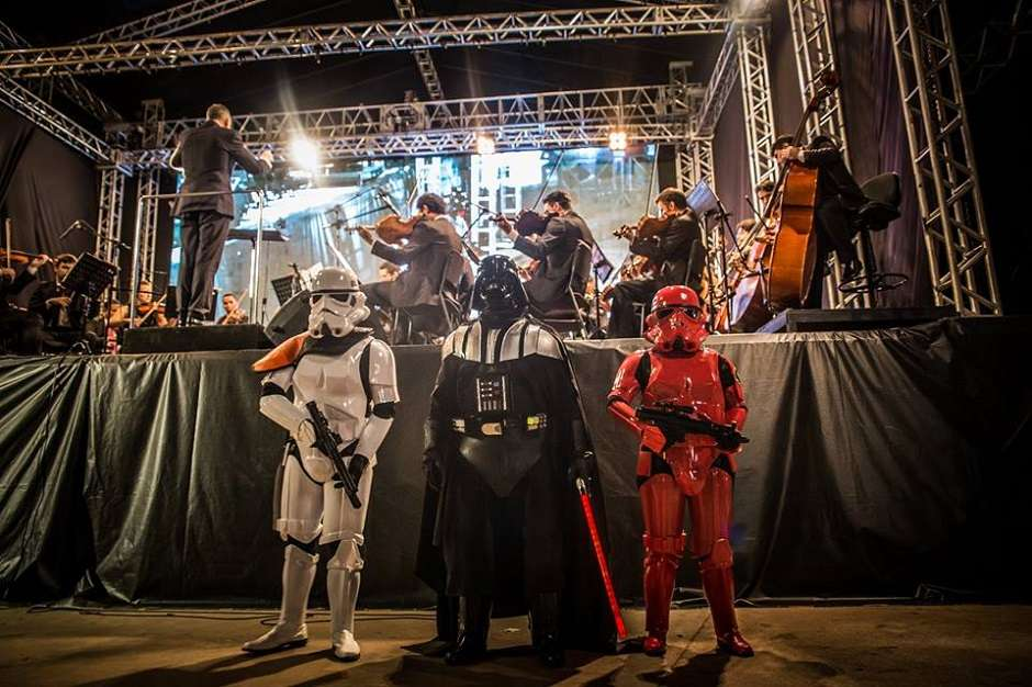 Orquestra Filarmônica de Goiás faz concerto gratuito no Parque Vaca Brava