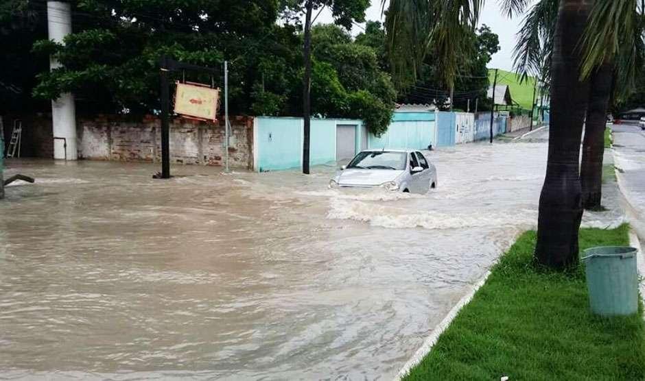 Janeiro tem o maior volume de chuvas desde 2008
