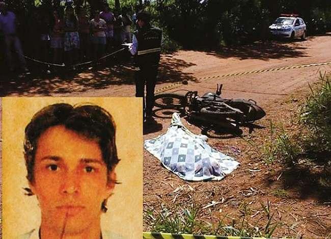 Homem é morto a tiros em uma fazenda de Uruana