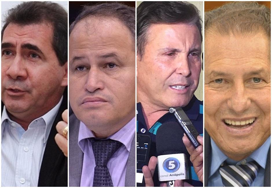 Pesquisa indica empate técnico entre quatro candidatos à prefeitura de Anápolis