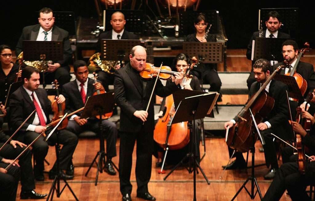 Orquestra Filarmônica de Goiás encerra o Festival Internacional de Música em Goiás