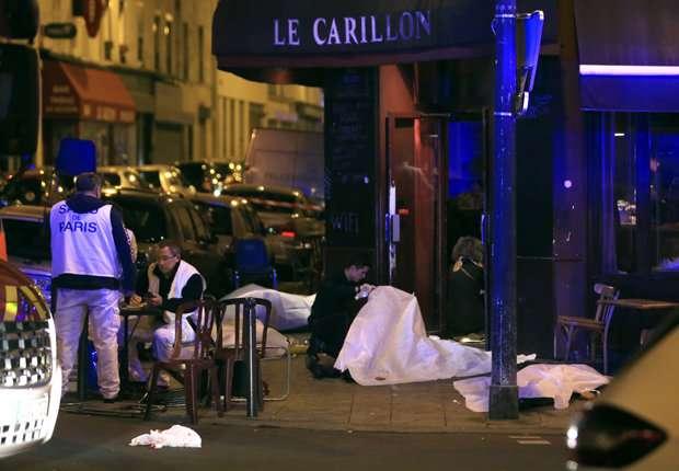 Atentados em Paris têm mais de 127 mortos e 180 feridos