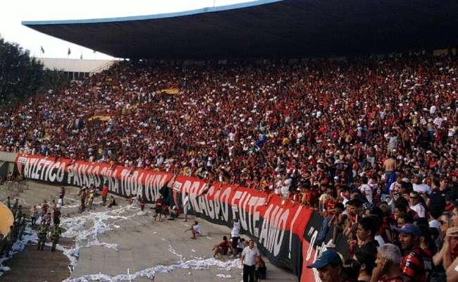 Atlético mantém promoção de ingressos para partida contra o Paraná
