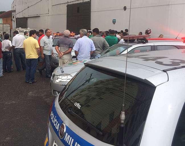 Empresário é morto a tiros em Anápolis