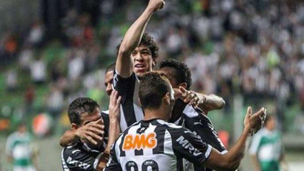 Atlético-MG vence o São Paulo por 1 a 0 e retorna ao G4