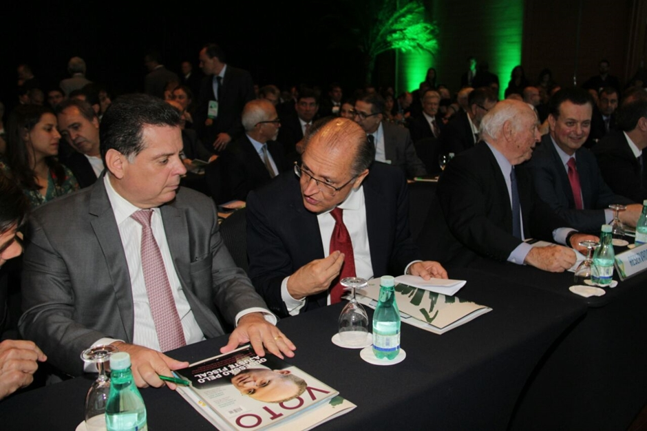 Movimento Brasil Competitivo empossa Marconi em conselho da entidade