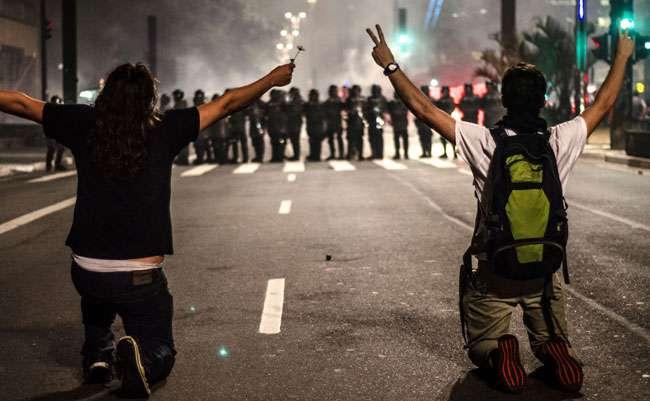 Manifestações não devem influenciar resultado das eleições, dizem especialistas