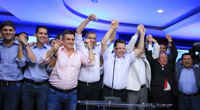 Dirigente nacional do PP lança Marconi à Presidência da República