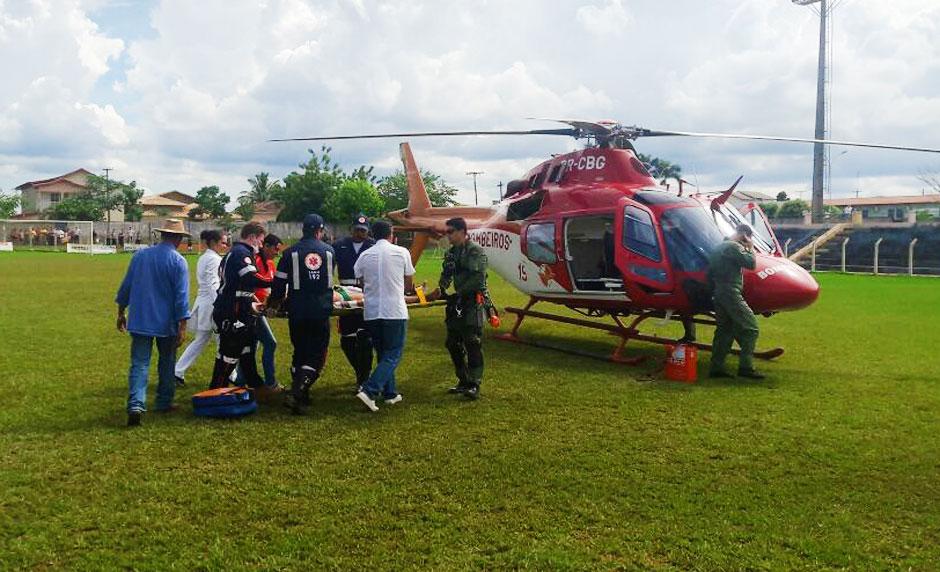Morre terceira vítima do acidente em Santa Fé de Goiás