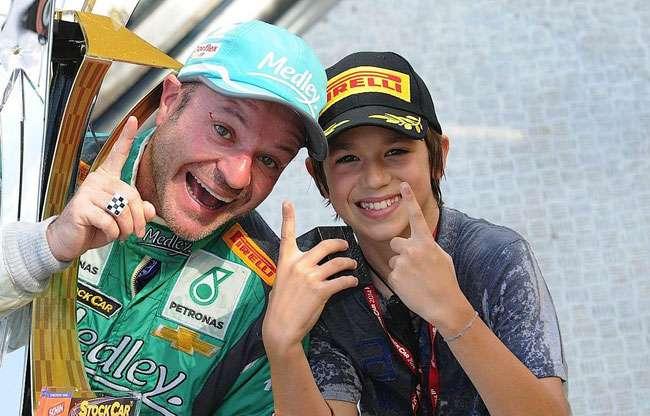 Rubens Barrichello vence a Corrida do Milhão em Goiânia