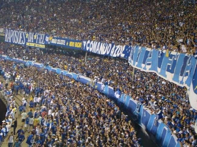 Cruzeiro desiste de ingressos do 1º jogo da decisão