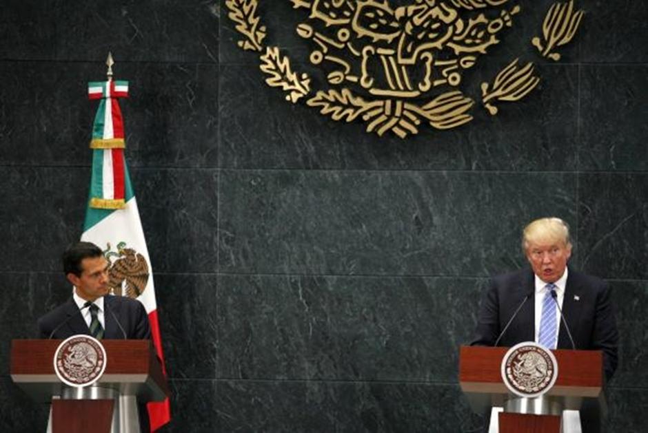 Presidente do México cancela visita a Trump em meio a polêmica sobre muro