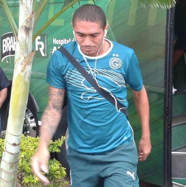 Recuperado, Ramon é a novidade do Goiás contra a Chapecoense