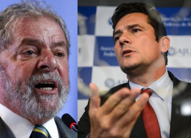 Moro manda comunicar Lula sobre bloqueio de bens