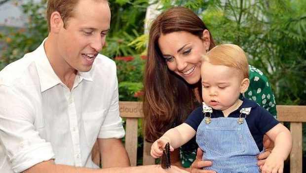 Príncipe William e Kate esperam segundo filho, diz porta-voz