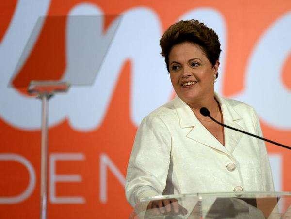 Sem Lula, não teria chegado onde cheguei, diz Dilma