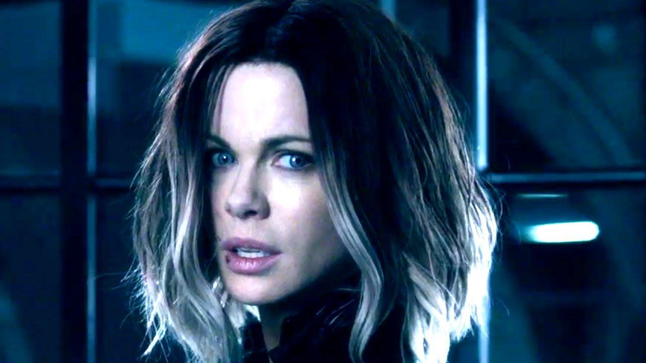 Kate Beckinsale volta a ser trevosa em novo trailer de Anjos da Noite