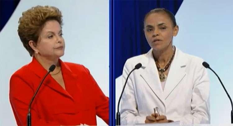 Dilma diz que promessas de Marina somam R$ 140 bi