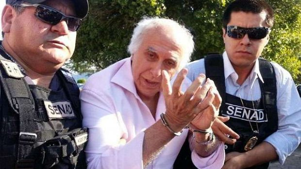 Ex-médico brasileiro Abdelmassih é preso no Paraguai