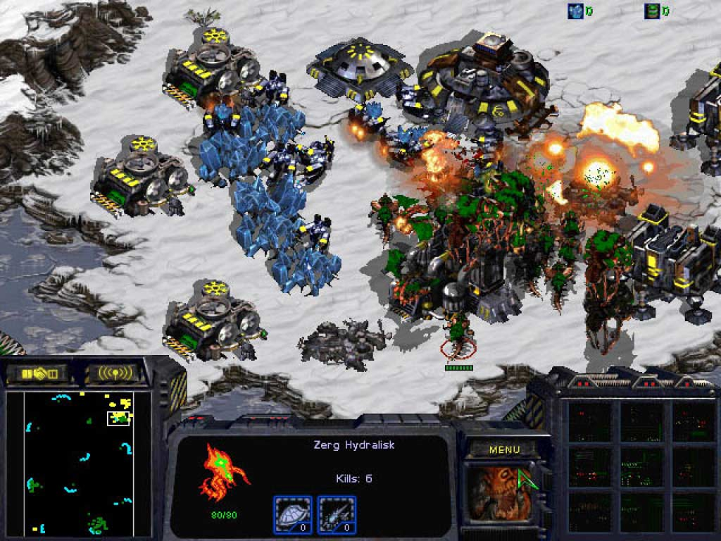 Heroes of the Storm recebe trilha sonora de StarCraft