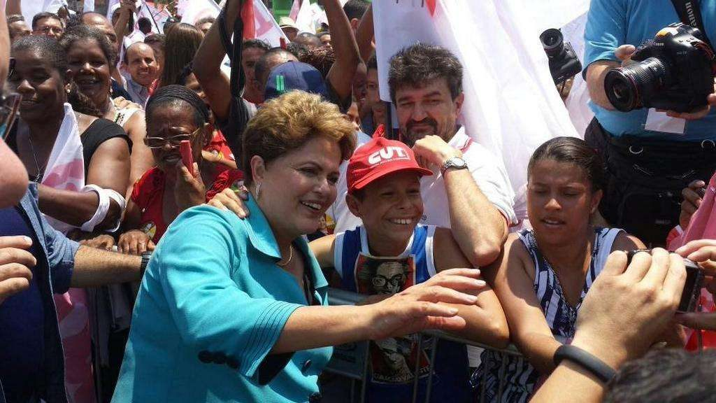 Para Dilma apoio de Marina a Aécio é compreensível