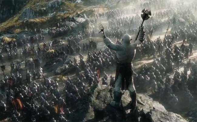 Peter Jackson divulga primeiro trailer de 'O Hobbit: A batalha dos cinco exércitos'