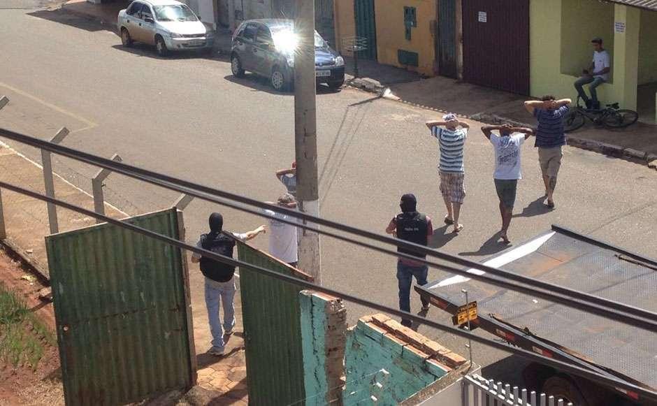Termina a rebelião em Rio Verde