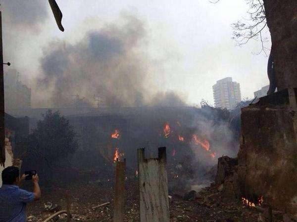 Sete pessoas morreram no acidente aéreo em Santos