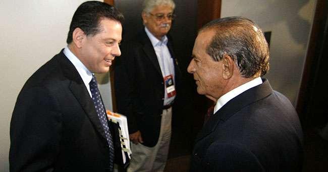 Pesquisa Ibope/TV Anhanguera: Marconi Perillo tem 41% e Iris Rezende, 28%