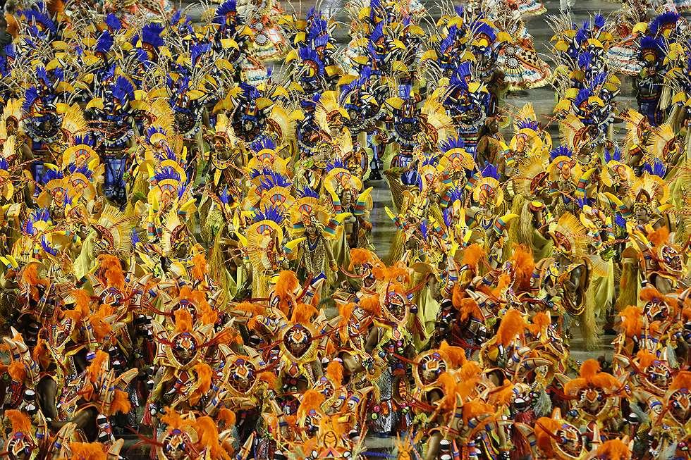 Beija-Flor é campeã do Carnaval do Rio de Janeiro