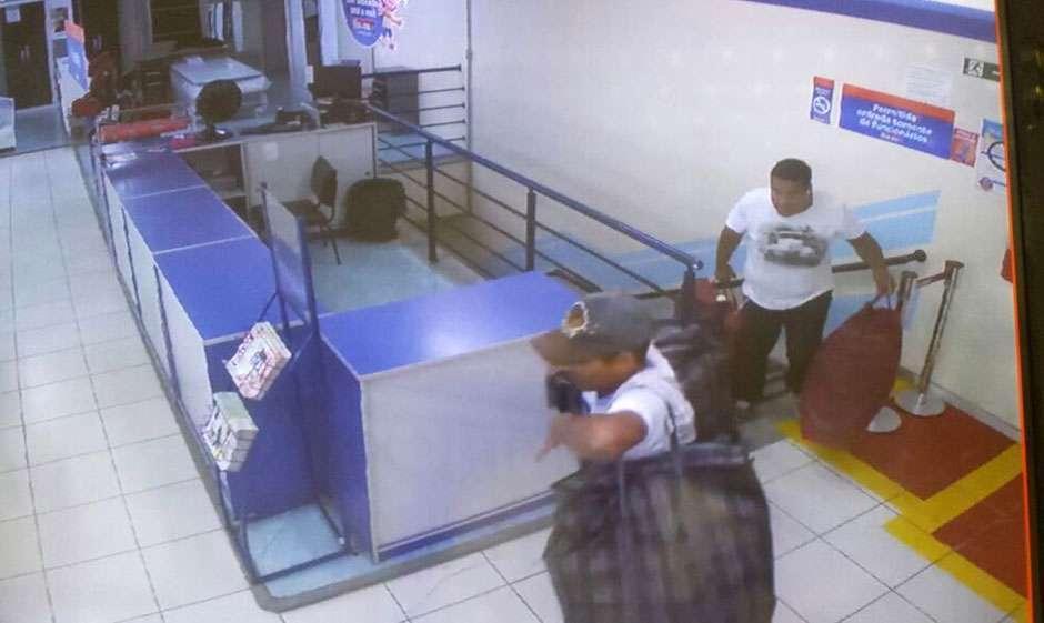 Bandido é morto após assalto às Casas Bahia de Catalão