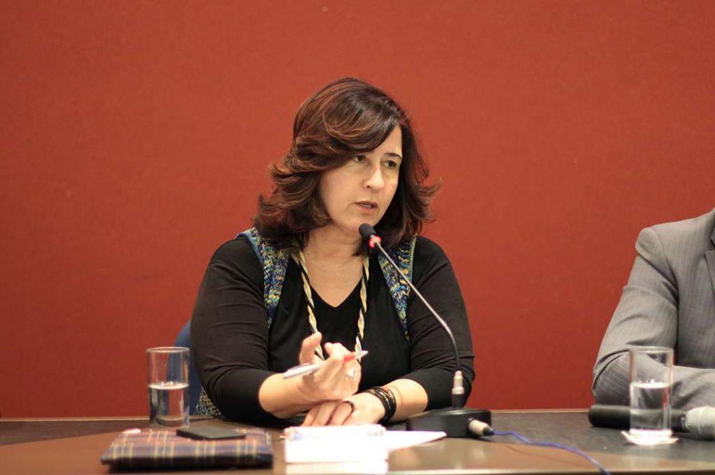 Em sabatina na OAB, Marina Sant´Anna fala de segurança e economia