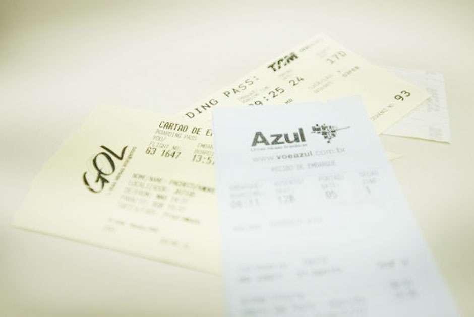Senado aprova lei que permite a transferência de bilhete aéreo entre passageiros