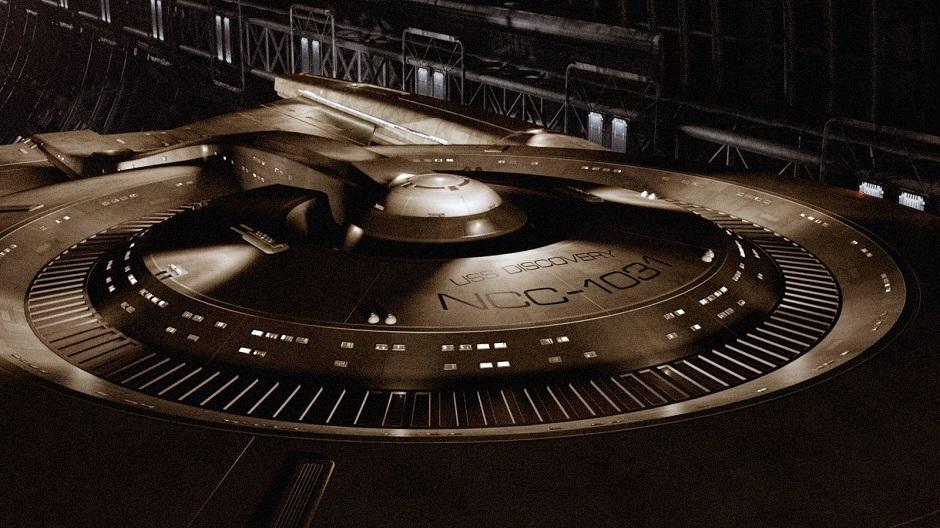 Star Trek: Discovery é adiado novamente